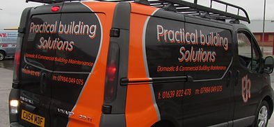 Vinyl Grapics fitted and designed in Neath, Port Talbot, Swansea