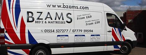 Vinyl Graphicsand vehicle livery design service in Neath, Port Talbot, Swansea