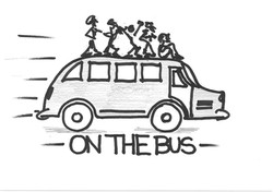 The on the bus bus
