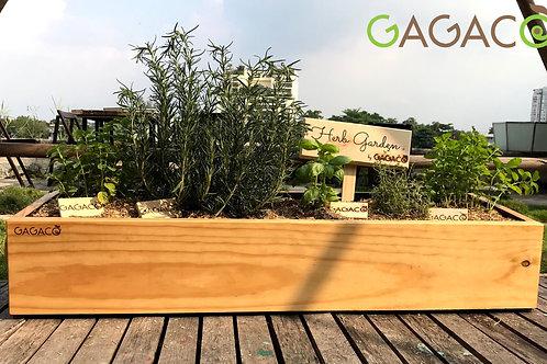 Chậu Gỗ | Planter Box L64.5xW28.5xH28cm