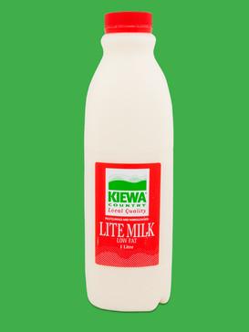 Kiewa 1L Lite Milk