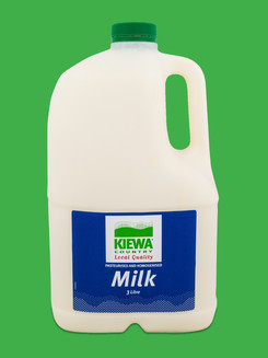 Kiewa 3L Full Cream Milk