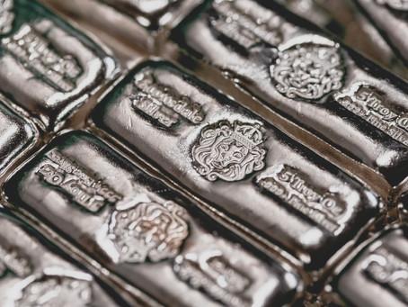 Incrementan en un 72,37% las exportaciones de plata en Colombia en 2020