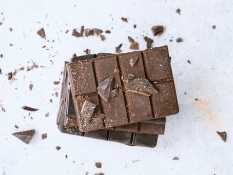 Importaciones colombianas de chocolates en junio de 2021