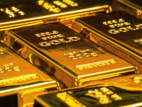 Con un aumento del 66,13% cierran las exportaciones de oro colombianas en 2020