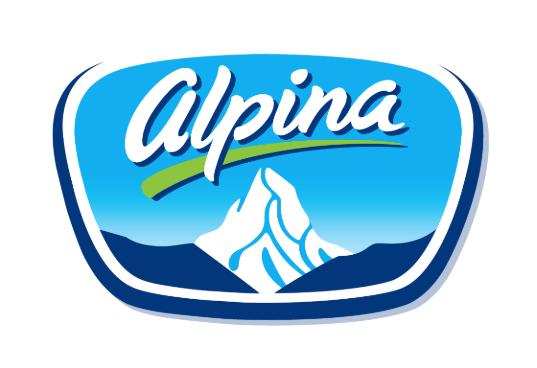 Logotipo de www.alpina.com