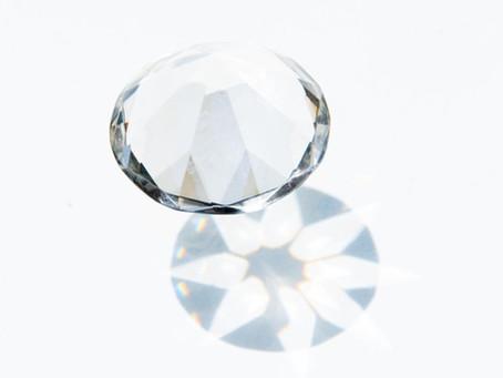 Importaciones de diamantes en Colombia entre enero y octubre de 2019 y 2020