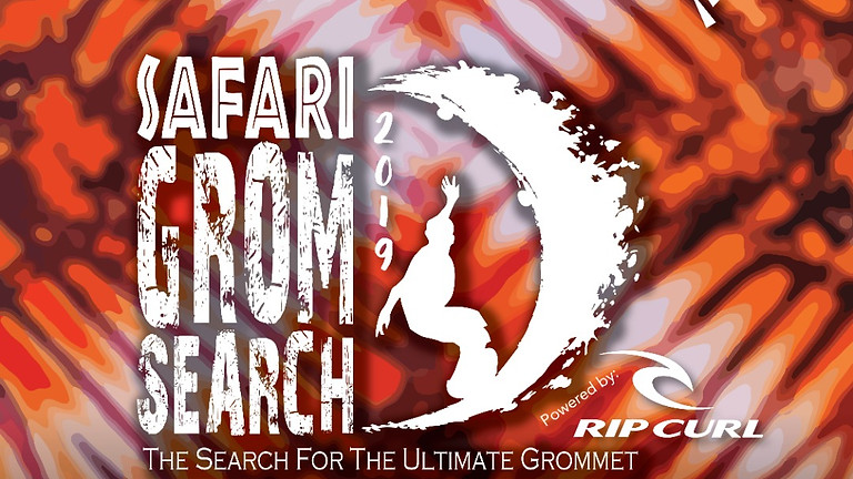 SAFARI GROM SEARCH 2019 powered by Rip Curl