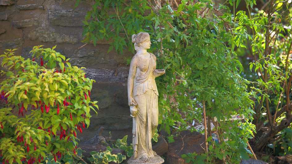 Stone Lady