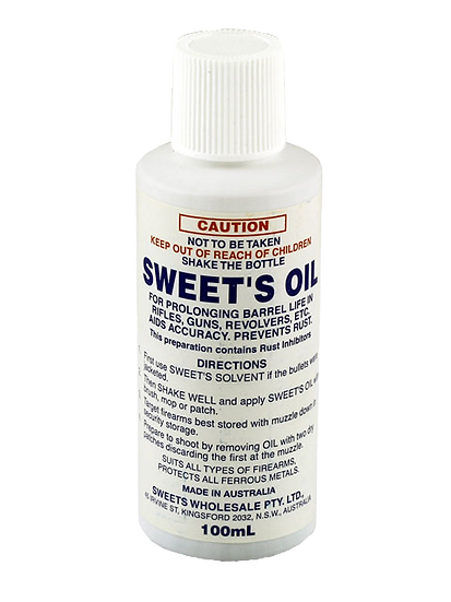 Sweets Oil 100ml