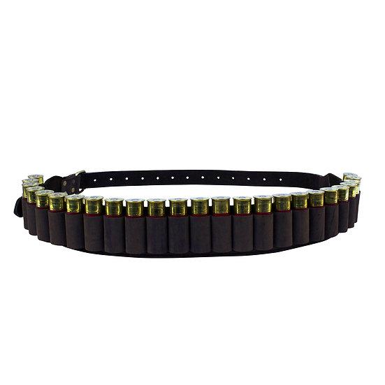 Spika Leather 12 Gauge Belt
