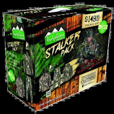 Ridgeline Stalker Pack Size XS - 5XL