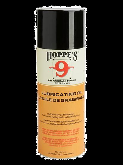 Hoppes No 9 Lubricating Oil 10oz Aerosol