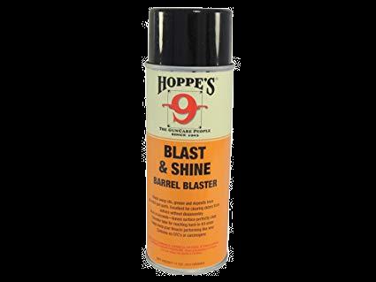 Hoppes No 9 Blast & Shine Barrel Blaster 11oz