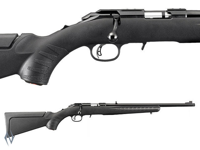 Ruger American Rimfire .22lr Compact Threaded