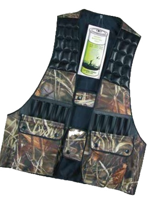 Osprey Reed Camo Shooting Vest