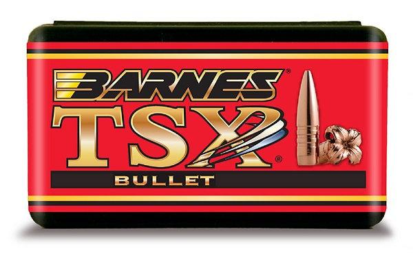 Barnes TSX 7mm 160gr