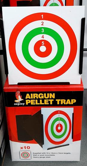 Osprey Airgun Steel Box Pellet Trap