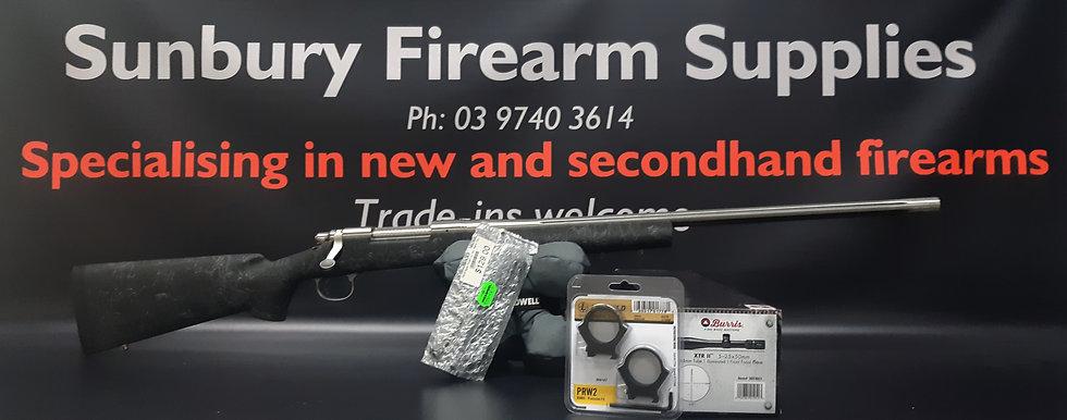 Remington 700 Sendero SF II .300Rum & Scope