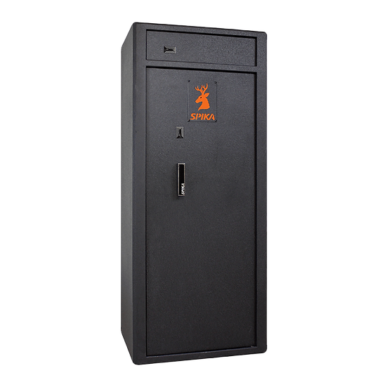 Spika Extra Large Firearm Safe S4