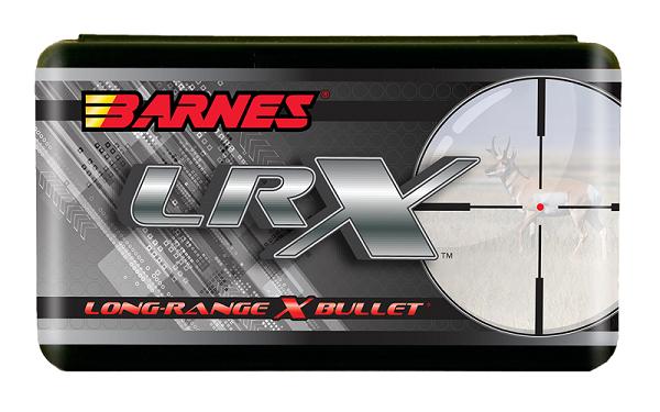 Barnes LRX 7mm 145gr