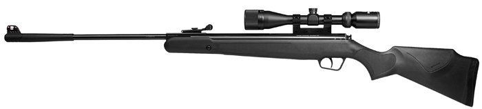 Stoeger X50 .22 air rifle package