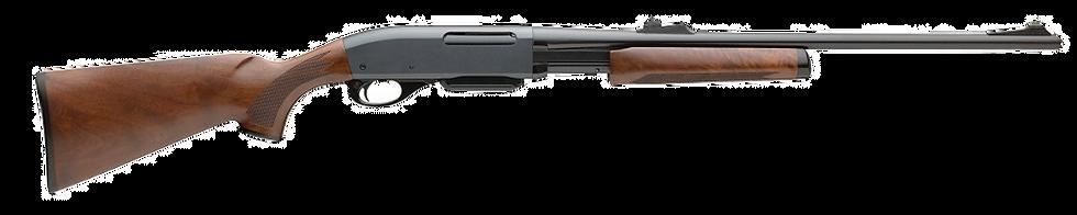 Remington 7600 .308 pump action