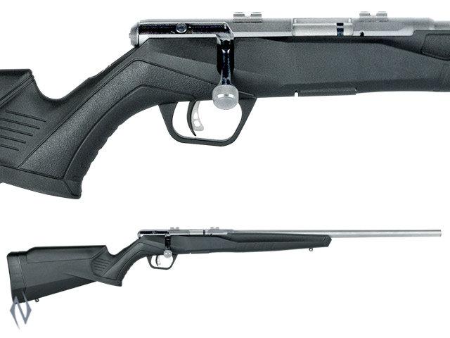 Savage B17 .17HMR FVSS Stainless Varmint 10 Shot
