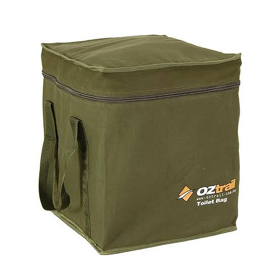 Oztrail Canvas Portable Toilet Carry Bag