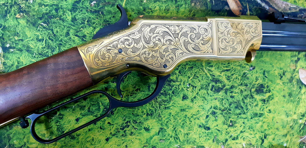 Henry Original Deluxe Engraved .44-40 Lever Action