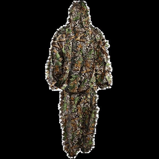 Redzone 3D Leaf Camo Suit