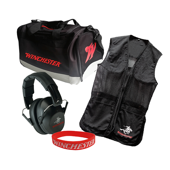 Winchester Clay Shooting Pack