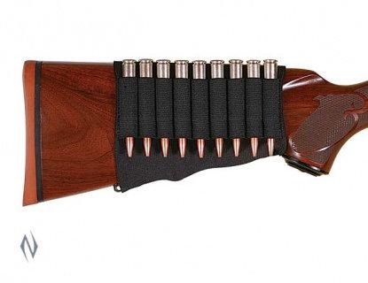 Allen Rifle Buttstock Cartridge Holder 9 Rounds AL206