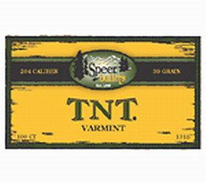 Speer TNT 6mm .243 70gr