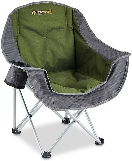 Oztrail Moon Chair Junior with Arms