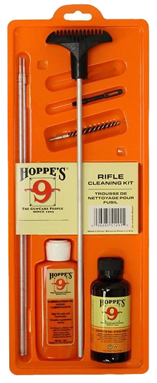 Hoppes No 9 Rifle Cleaning Kit - Assorted Calibres