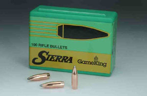 Sierra 50gr .22 cal Semi Point