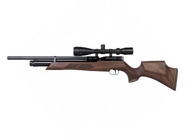 Weihrauch HW100S .22 PCP air rifle