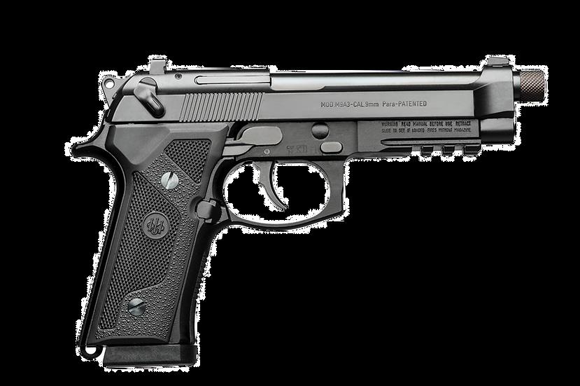 Beretta M9A3 9mm Black