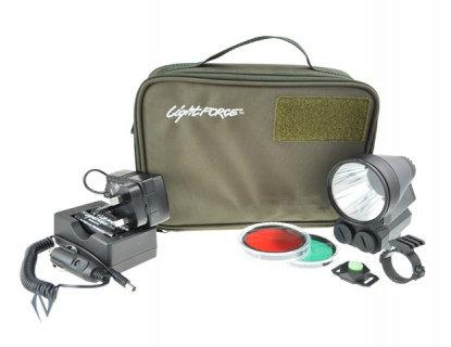 Lightforce Pred 9X rifle mount LED torch