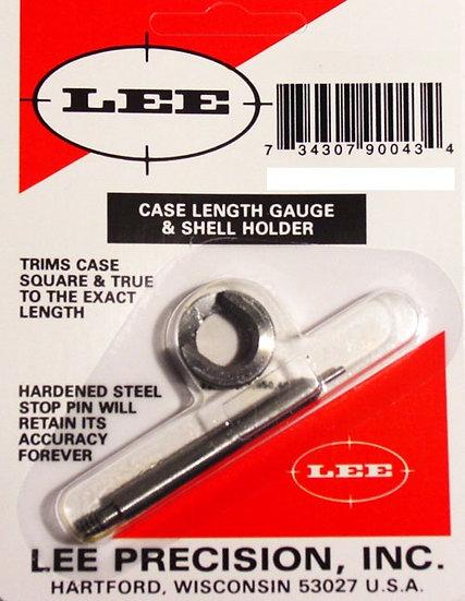 Lee Case Length Gauge and Shell Holder .44 Mag