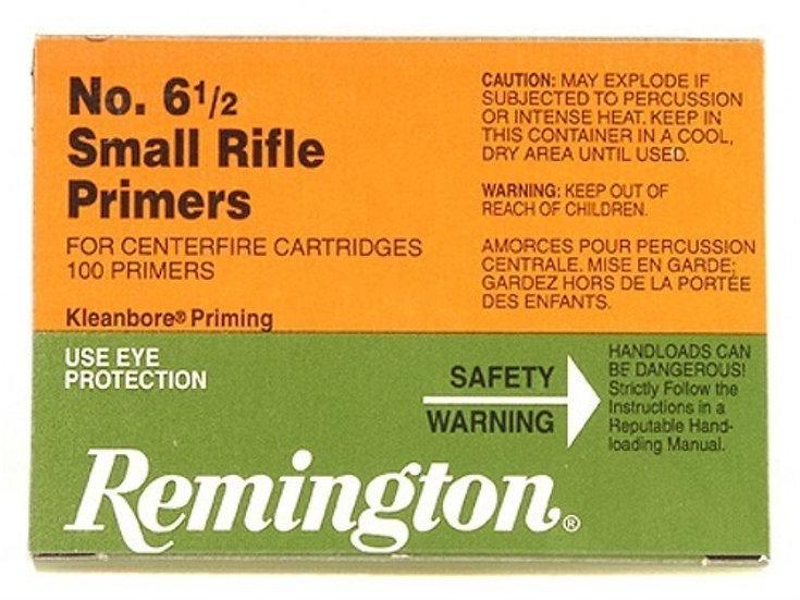 Remington Small Rifle Primers No 6.5 x 100