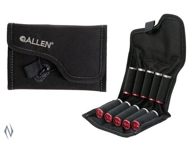Allen Endura Shotgun Ammo Belt Pouch Black AL17641