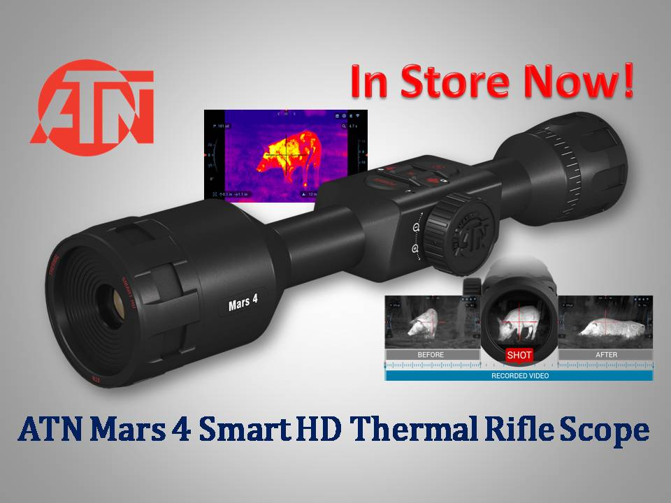 ATN Mars 4 HD Thermal