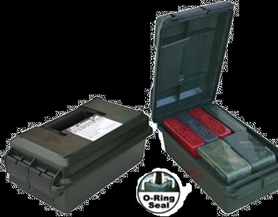 MTM Black 30 cal Ammo Can AC30C