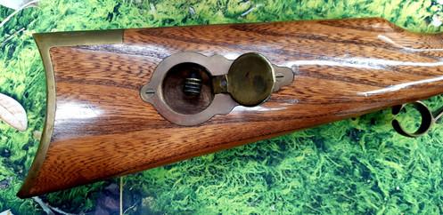 CVA Hawken  50 Cal Black Powder Rifle