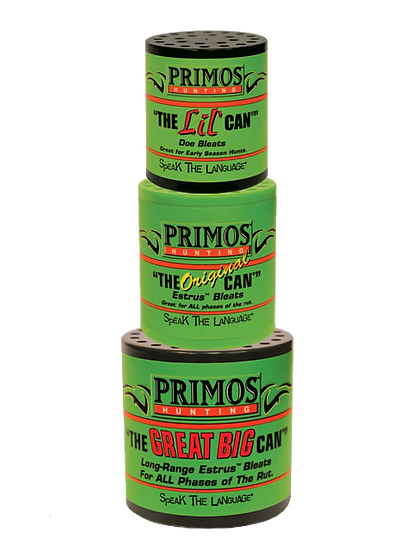Primos Deer Call The Can Family Pack