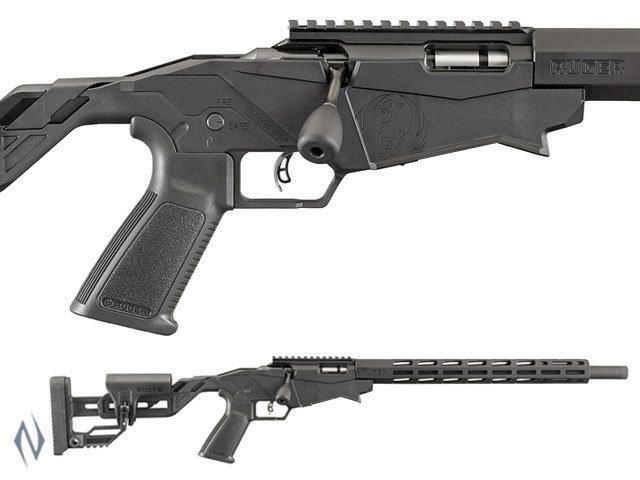 Ruger Precision Rimfire .22LR Black