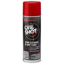 Hornady One Shot gun cleaner and lube