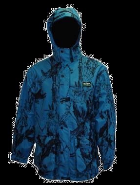 Ridgeline Mallard Blue Camo Waterproof Jacket